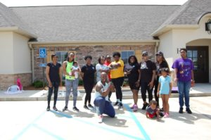 Rhodes in the Community - May 2021